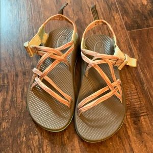 Chaco ZX/1 Ecotread sandals